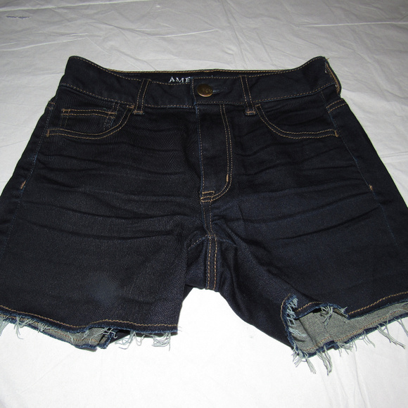 27029bef56 American Eagle Outfitters Shorts | Hirise Shortie | Poshmark